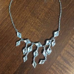 Touchstone Crystal Waterfall Necklace